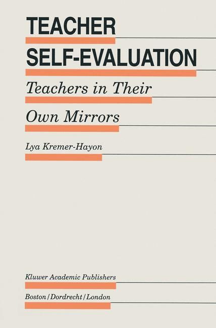 Cover of 'Teacher Self-Evaluation'