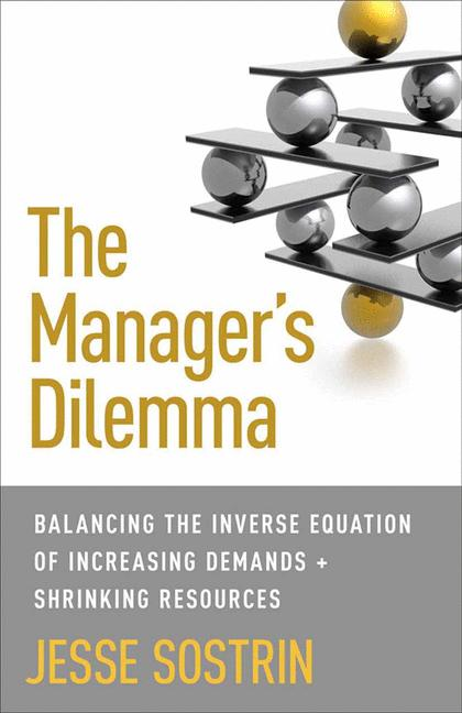 Cover of 'The Manager's Dilemma'