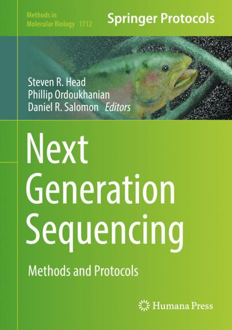 Cover of 'Next Generation Sequencing'