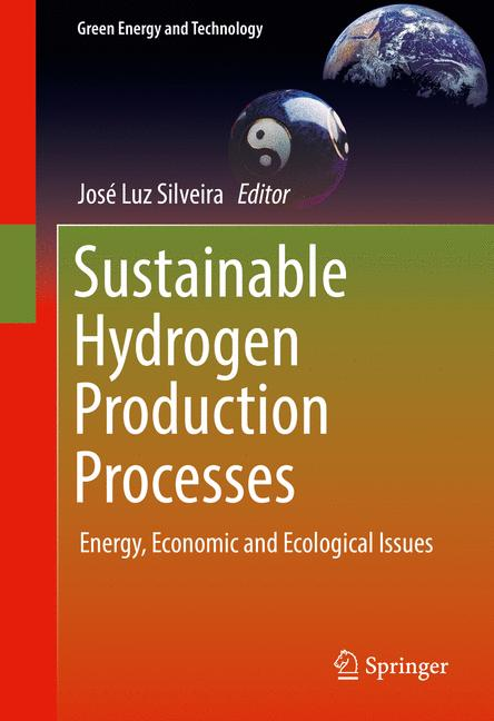 Cover of 'Sustainable Hydrogen Production Processes'