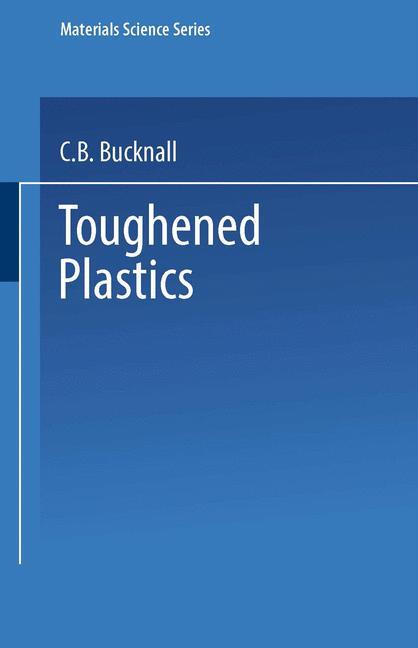 Cover of 'Toughened Plastics'