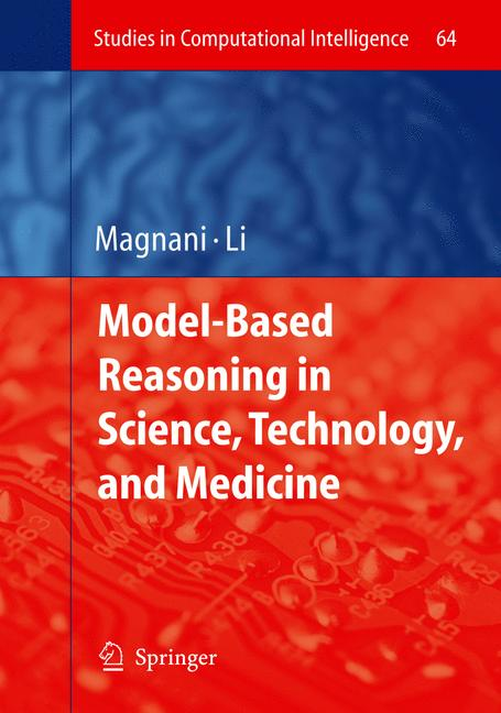 Cover of 'Model-Based Reasoning in Science, Technology, and Medicine'