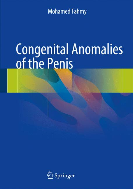 Cover of 'Congenital Anomalies of the Penis'