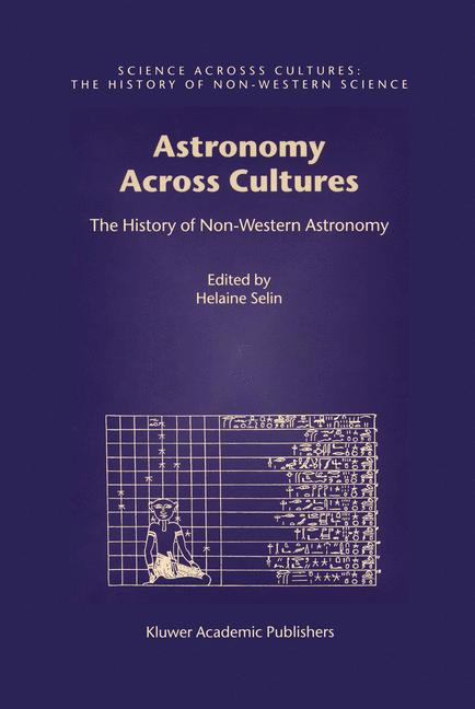Cover of 'Astronomy Across Cultures'