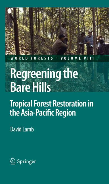 Cover of 'Regreening the Bare Hills'