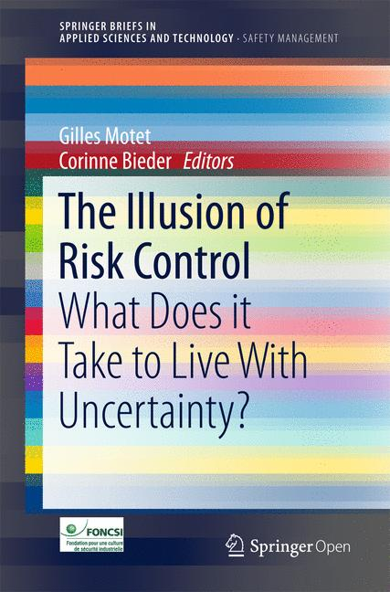 Cover of 'The Illusion of Risk Control'