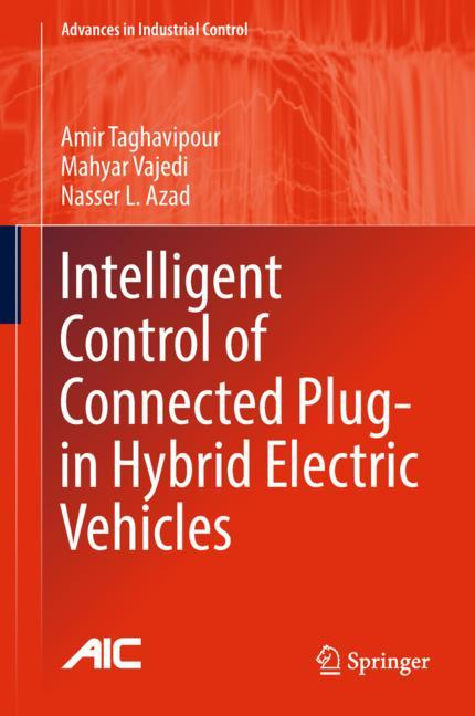 Cover of 'Intelligent Control of Connected Plug-in Hybrid Electric Vehicles'