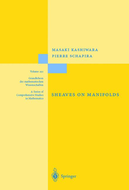Cover of 'Sheaves on Manifolds'