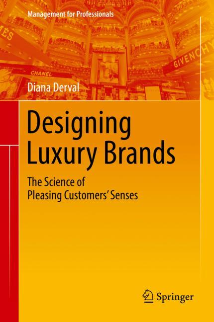 Cover of 'Designing Luxury Brands'
