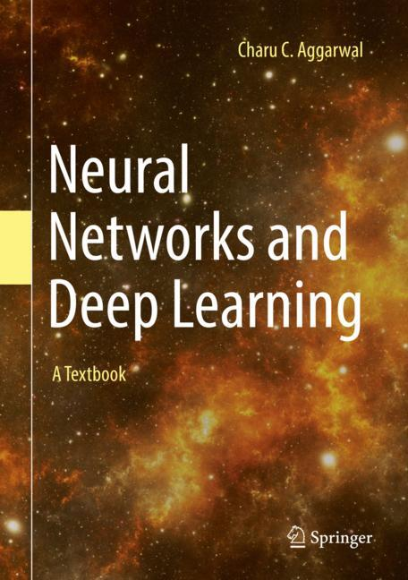 Cover of 'Neural Networks and Deep Learning'