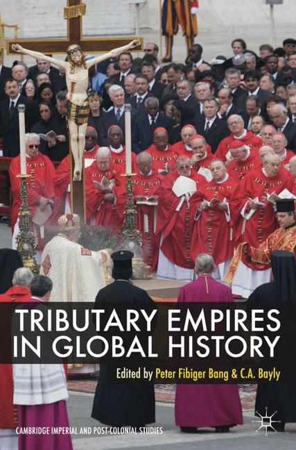 Cover of 'Tributary Empires in Global History'