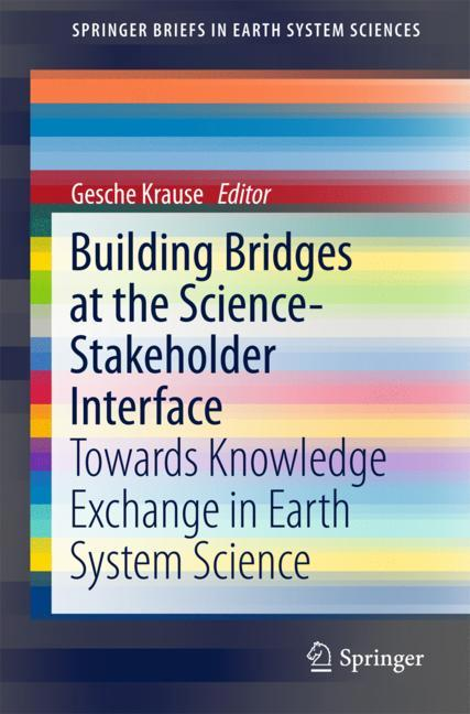 Cover of 'Building Bridges at the Science-Stakeholder Interface'