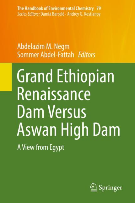 Cover of 'Grand Ethiopian Renaissance Dam Versus Aswan High Dam'