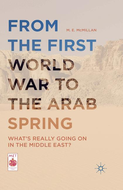 Cover of 'From the First World War to the Arab Spring'