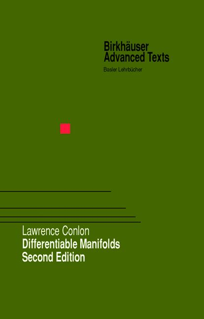 Cover of 'Differentiable Manifolds'
