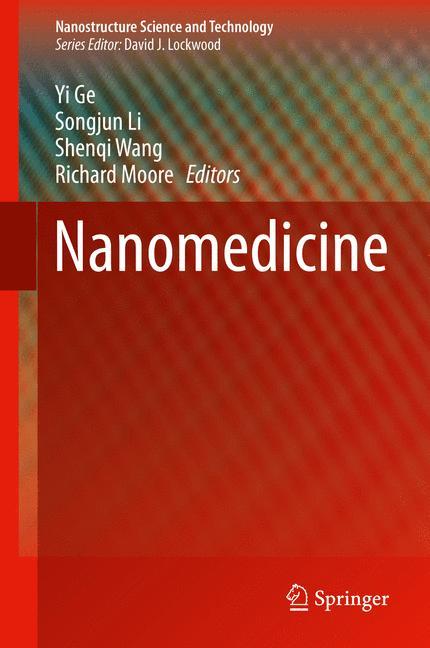Cover of 'Nanomedicine'