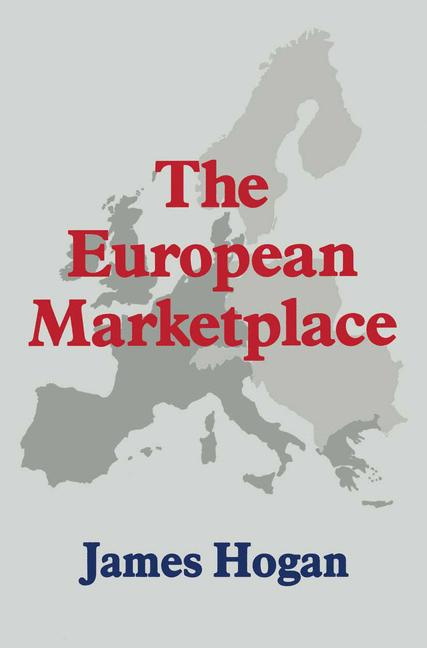 Cover of 'The European Marketplace'
