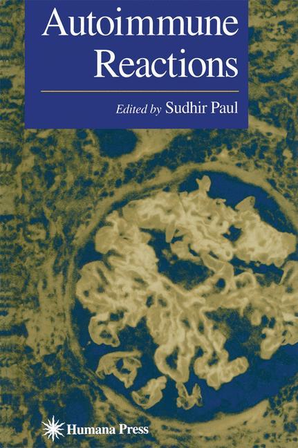 Cover of 'Autoimmune Reactions'