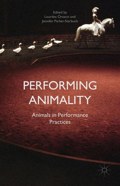 Cover of 'Performing Animality'