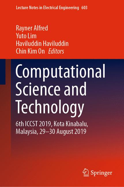 Cover of 'Computational Science and Technology'