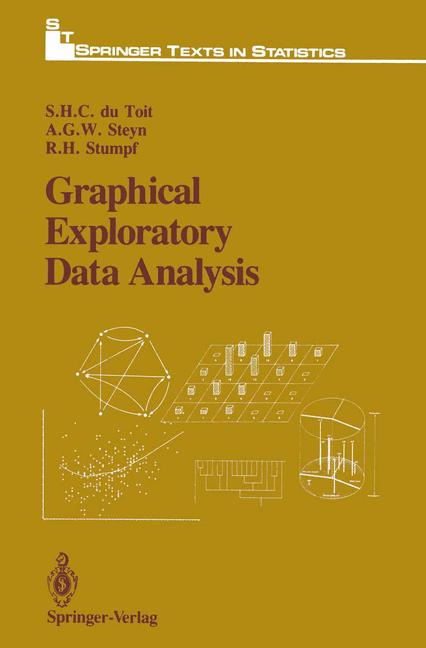Cover of 'Graphical exploratory data analysis'