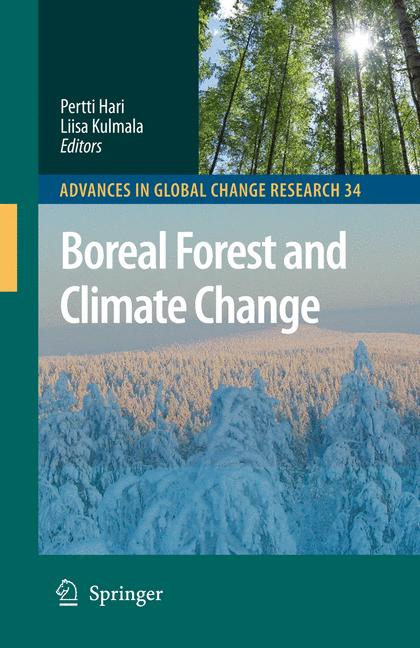 Cover of 'Boreal Forest and Climate Change'