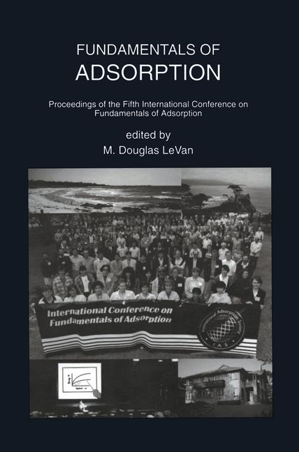 Cover of 'Fundamentals of Adsorption'
