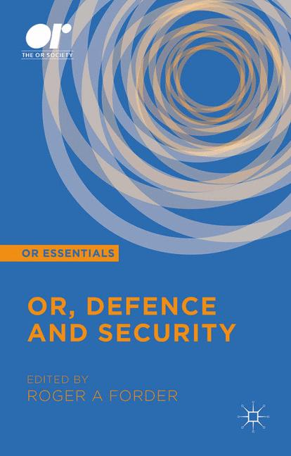 Cover of 'OR, Defence and Security'
