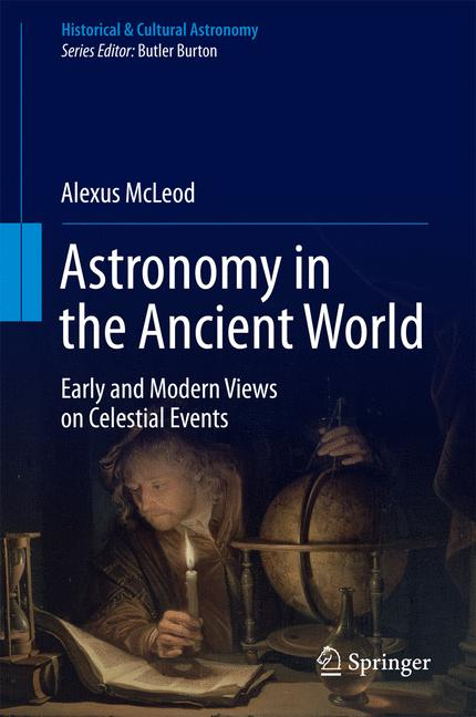 Cover of 'Astronomy in the Ancient World'