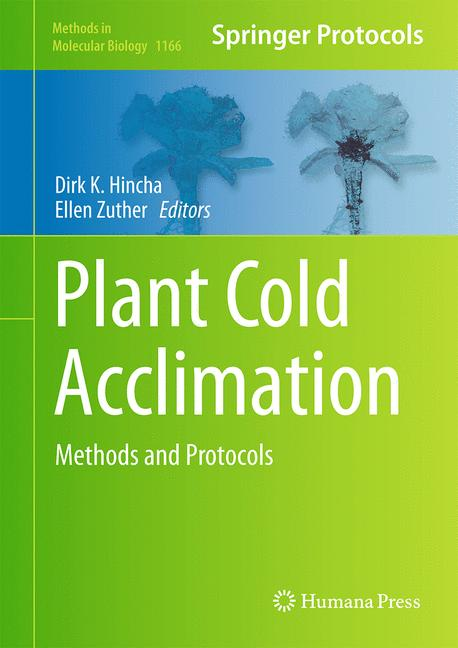 Cover of 'Plant Cold Acclimation'