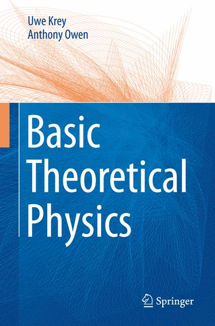 Cover of 'Basic theoretical physics : a concise overview'