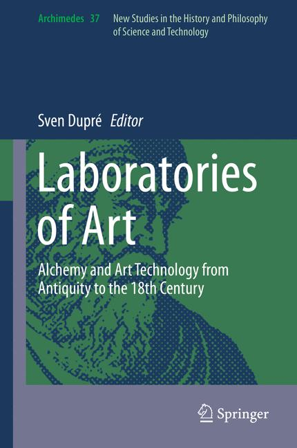 Cover of 'Laboratories of Art'