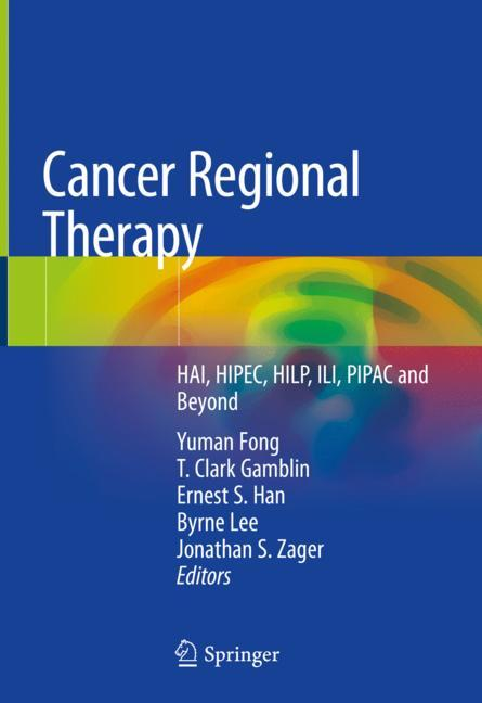 Cover of 'Cancer Regional Therapy'