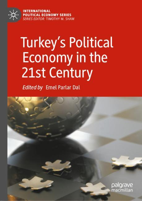 Cover of 'Turkey's Political Economy in the 21st Century'