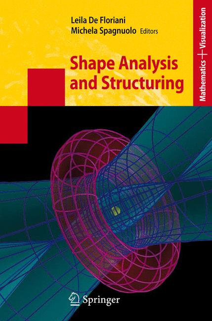 Cover of 'Shape Analysis and Structuring'
