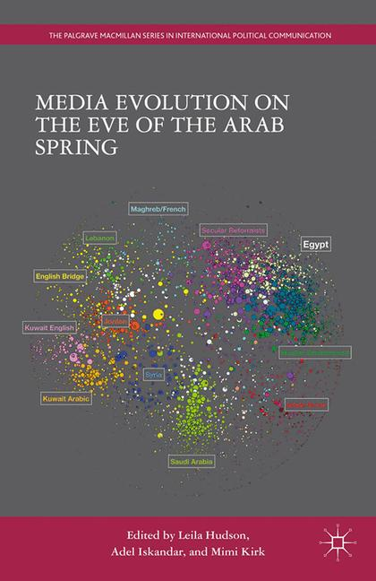 Cover of 'Media Evolution on the Eve of the Arab Spring'