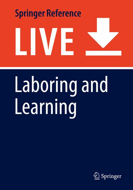 Cover of 'Labouring and Learning'