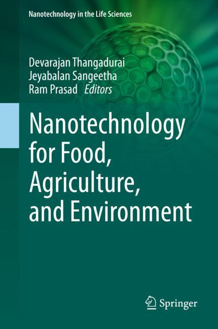 Cover of 'Nanotechnology for Food, Agriculture, and Environment'