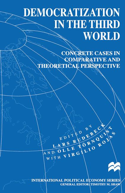Cover of 'Democratization in the Third World'
