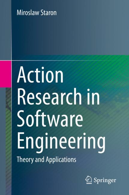 Cover of 'Action Research in Software Engineering'