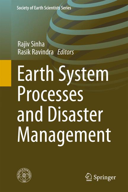Cover of 'Earth System Processes and Disaster Management'