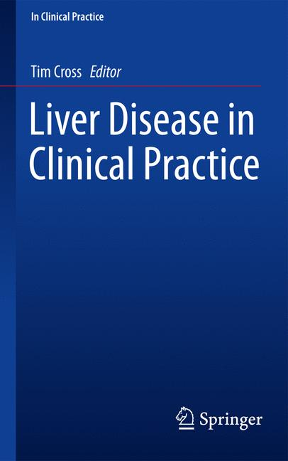 Cover of 'Liver Disease in Clinical Practice'