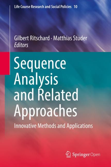 Cover of 'Sequence Analysis and Related Approaches'