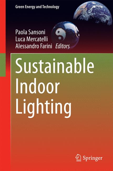 Cover of 'Sustainable Indoor Lighting'