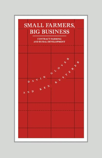 Cover of 'Small Farmers, Big Business'