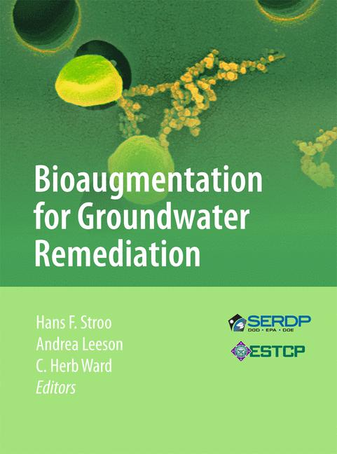 Cover of 'Bioaugmentation for Groundwater Remediation'