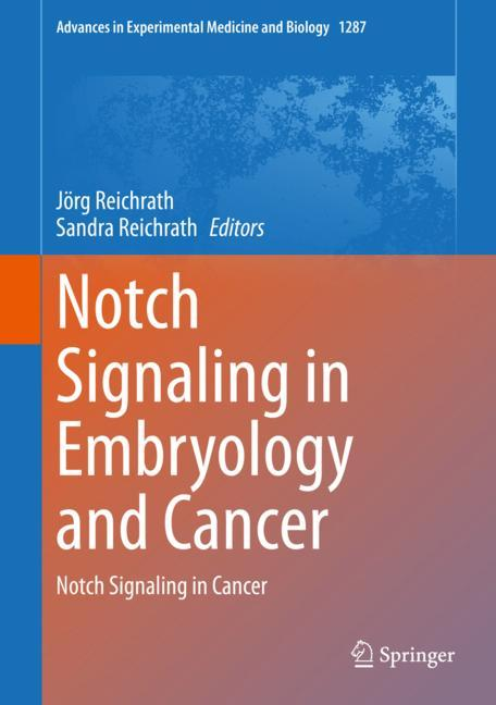 Cover of 'Notch Signaling in Embryology and Cancer'
