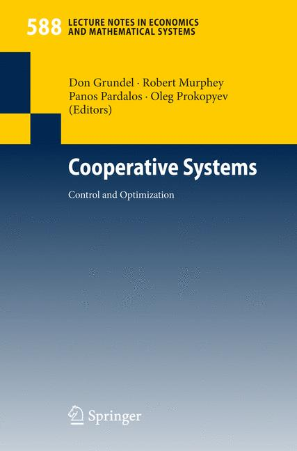 Cover of 'Cooperative Systems'