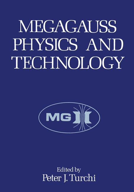 Cover of 'Megagauss Physics and Technology'
