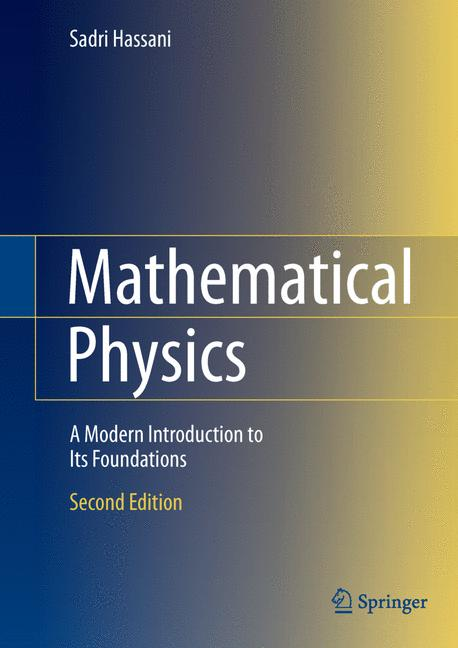Cover of 'Mathematical Physics'